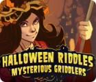 Halloween Riddles: Mysterious Griddlers παιχνίδι