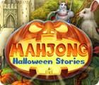 Halloween Stories: Mahjong παιχνίδι