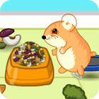 Hamster Lost In Food παιχνίδι