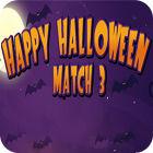 Happy Halloween Match-3 παιχνίδι