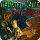Haunted Halls: Fears from Childhood Collector's Edition παιχνίδι