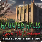 Haunted Halls: Green Hills Sanitarium Collector's Edition παιχνίδι