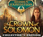 Hidden Expedition: The Crown of Solomon Collector's Edition παιχνίδι
