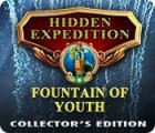 Hidden Expedition: The Fountain of Youth Collector's Edition παιχνίδι