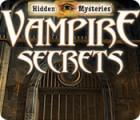 Hidden Mysteries: Vampire Secrets παιχνίδι