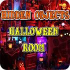 Hidden Objects Halloween Room παιχνίδι
