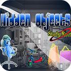 Hidden Objects: Study Room παιχνίδι