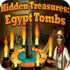 Hidden Treasures: Egypt Tombs παιχνίδι