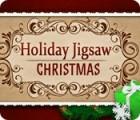 Holiday Jigsaw Christmas παιχνίδι