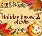 Holiday Jigsaw Halloween 2 παιχνίδι