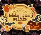 Holiday Jigsaw Halloween 3 παιχνίδι