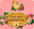 Holiday Jigsaw Valentine's Day 4 παιχνίδι