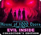 House of 1000 Doors: Evil Inside Collector's Edition παιχνίδι