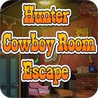 Hunter Cowboy Room Escape παιχνίδι
