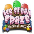 Ice Cream Craze: Natural Hero παιχνίδι