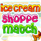 Ice Cream Shoppe Match παιχνίδι