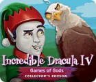 Incredible Dracula IV: Game of Gods Collector's Edition παιχνίδι