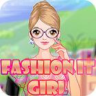 IT Girl Dress Up παιχνίδι