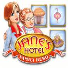 Jane's Hotel: Family Hero παιχνίδι