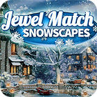 Jewel Match: Snowscapes παιχνίδι