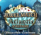Jewel Match Solitaire: Atlantis Collector's Edition παιχνίδι