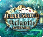 Jewel Match Solitaire Atlantis παιχνίδι