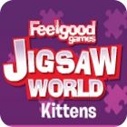 Jigsaw World Kittens παιχνίδι