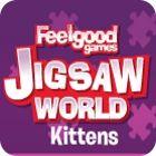 Jigsaw World Kittens παιχνίδι