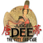 Judge Dee: The City God Case παιχνίδι
