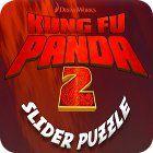 Kung Fu Panda 2 Puzzle Slider παιχνίδι