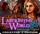 Labyrinths of the World: Stonehenge Legend Collector's Edition παιχνίδι