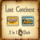 Lost Continent 2 in 1 Pack παιχνίδι