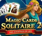 Magic Cards Solitaire 2: The Fountain of Life παιχνίδι