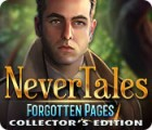 Nevertales: Forgotten Pages Collector's Edition παιχνίδι