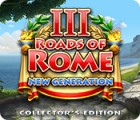 Roads of Rome: New Generation III Collector's Edition παιχνίδι