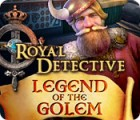 Royal Detective: Legend of the Golem παιχνίδι