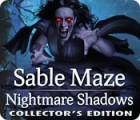 Sable Maze: Nightmare Shadows Collector's Edition παιχνίδι