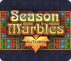 Season Marbles: Autumn παιχνίδι