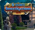 Secret Investigations: Themis παιχνίδι