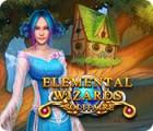 Solitaire: Elemental Wizards παιχνίδι