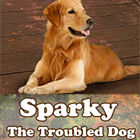 Sparky The Troubled Dog παιχνίδι