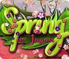 Spring in Japan παιχνίδι