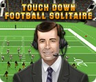 Touch Down Football Solitaire παιχνίδι