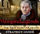 Vampire Legends: The True Story of Kisilova Strategy Guide παιχνίδι