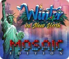 Winter in New York Mosaic Edition παιχνίδι