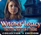 Witches' Legacy: The City That Isn't There Collector's Edition παιχνίδι