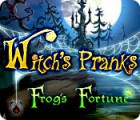 Witch's Pranks: Frog's Fortune παιχνίδι