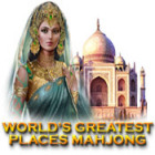 World's Greatest Places Mahjong παιχνίδι