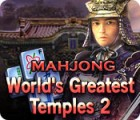 World's Greatest Temples Mahjong 2 παιχνίδι