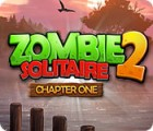 Zombie Solitaire 2: Chapter 1 παιχνίδι